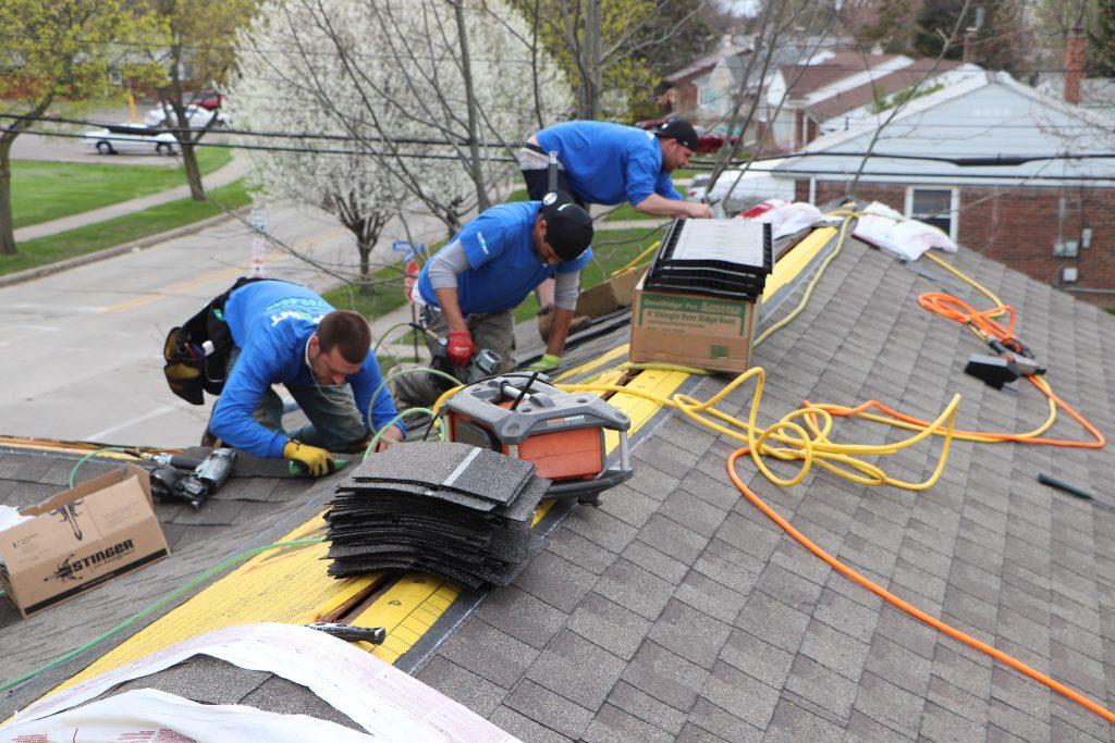 Roofing Contractor, Taylor, MI