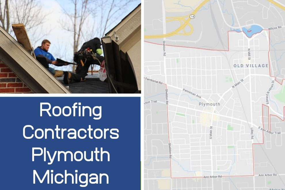 Roof Contractor Plymouth MI