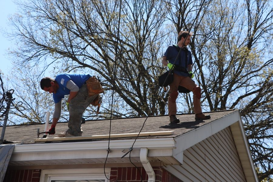 Roofing Contractors Plymouth Michigan