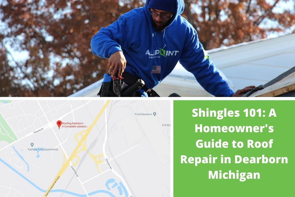 Shingles 101: A Homeowner's Guide to Roof Repair in Dearborn Michigan