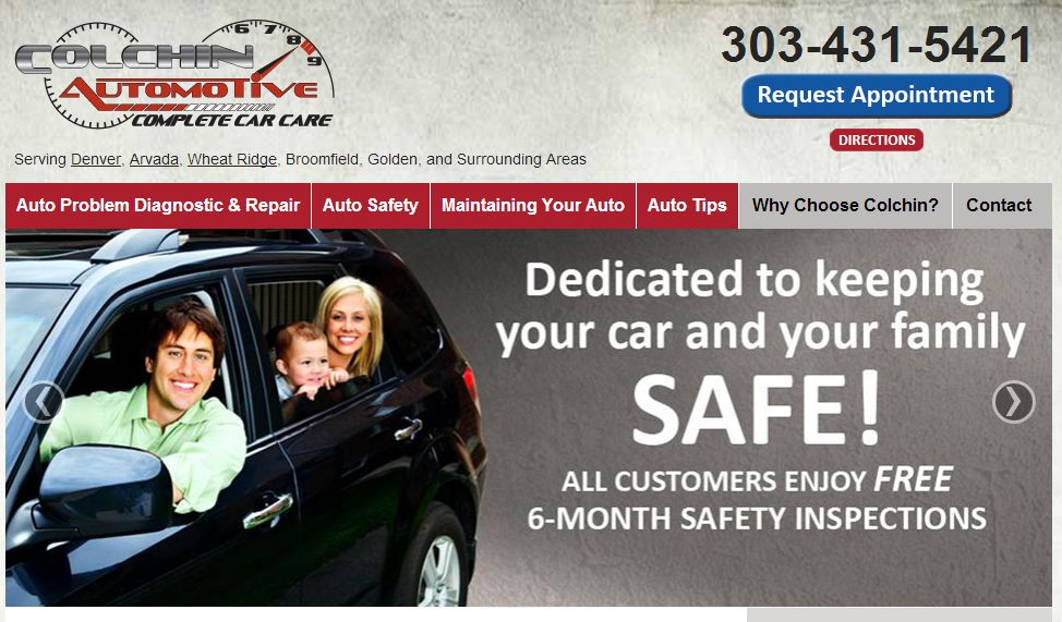 Auto Repair Services in Arvada