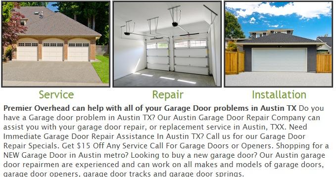 Garage Door Austin