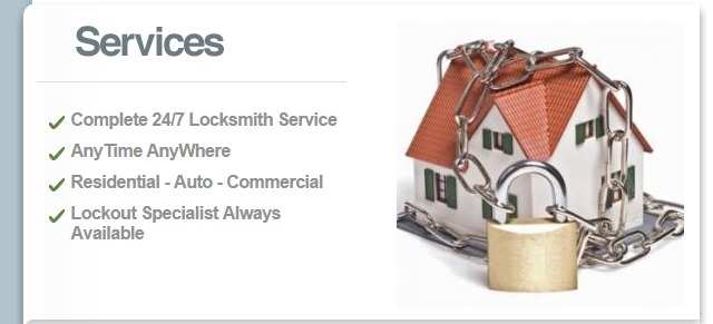 Locksmith Near Dallas