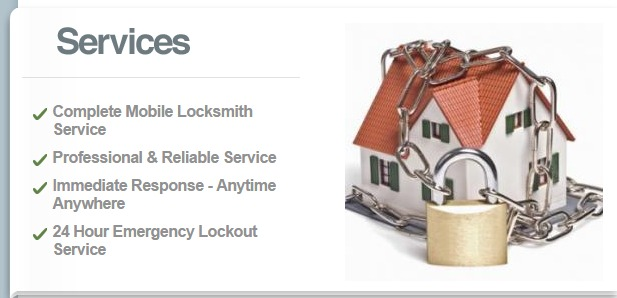Locksmith Services in Huston