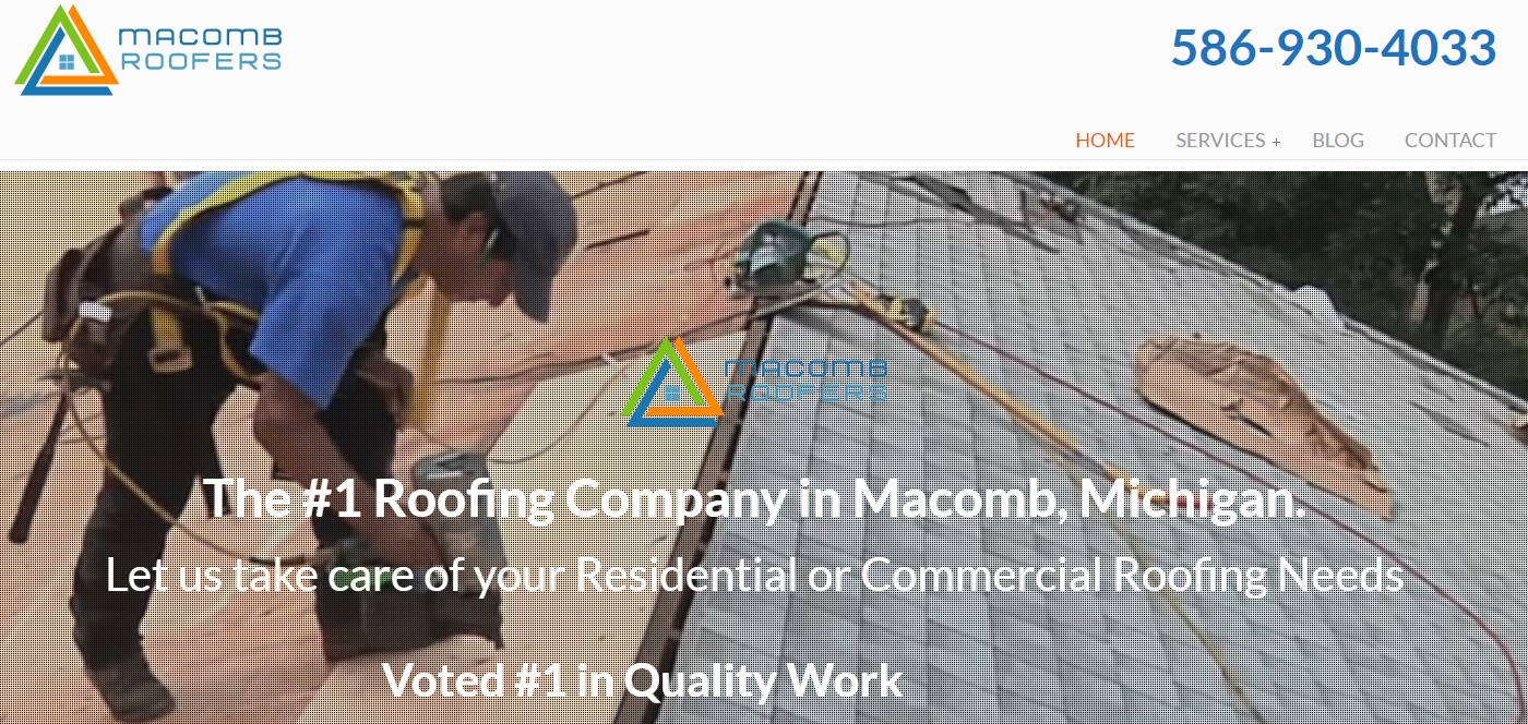 Roofing Contractors in Macomb County Michigan