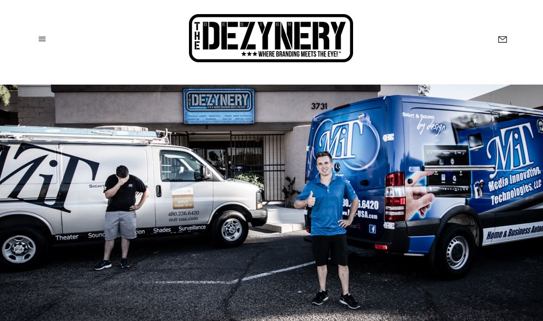 Quality Vehicle Wraps in Phoenix – The Dezynery