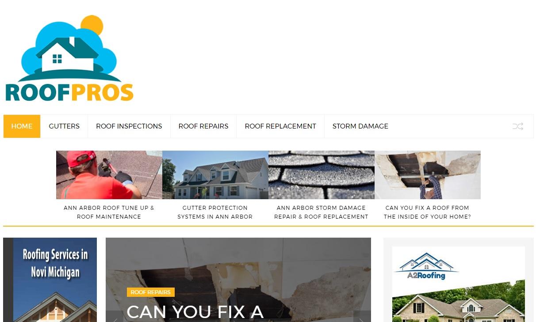 Roofing Contractors Ann Arbor MI