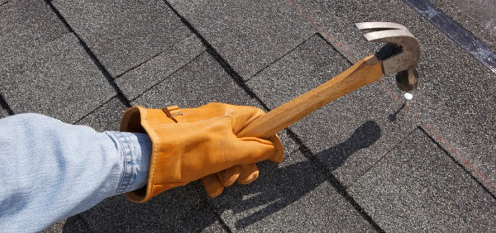 Roof Repair in Novi, Michigan