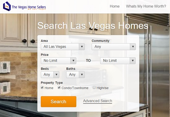 The Vegas Home Sellers – We Sell Vegas!
