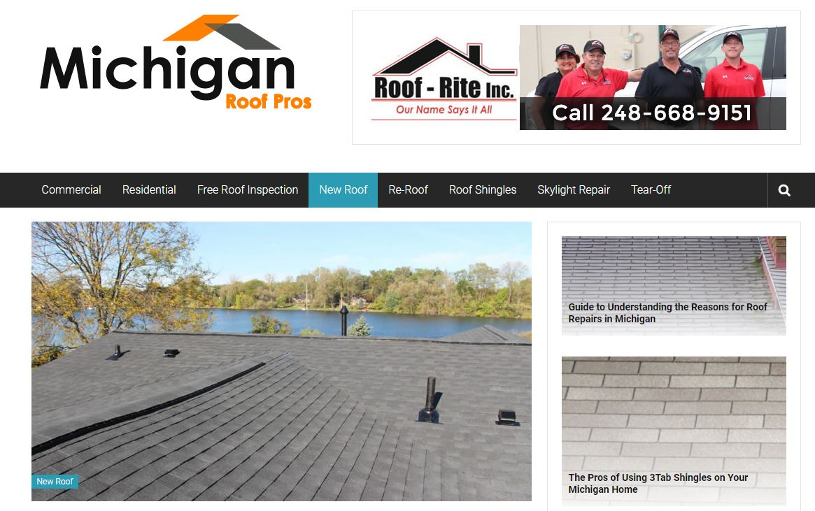 Walled Lake MI Roofing Contractors