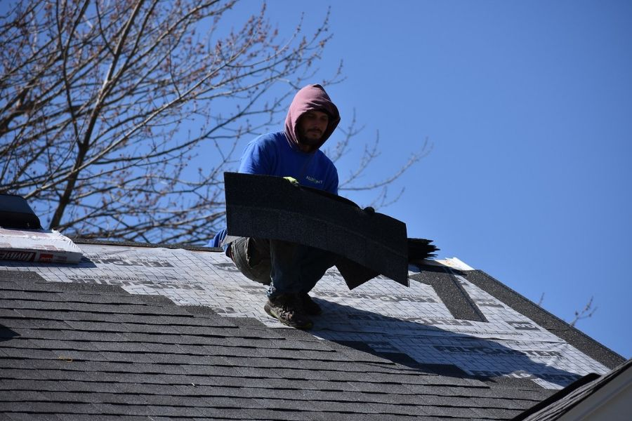 Install New Roof Downriver MI