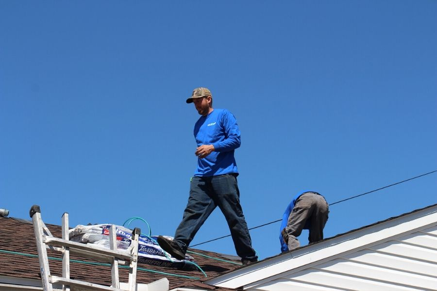 Roofers Downriver MI