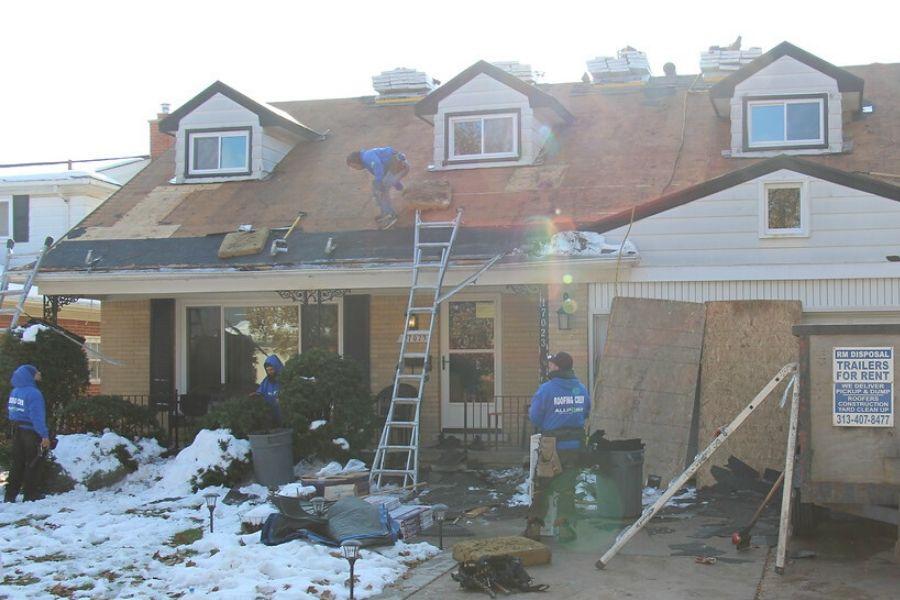 Roofing Company Dearborn MI