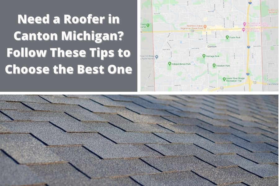 Roofer in Canton MI