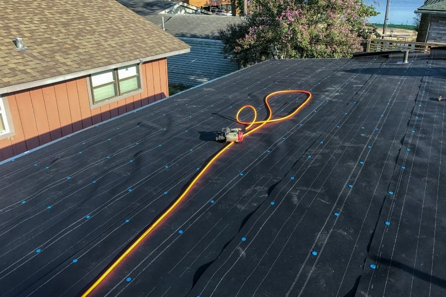 4 Steps To Getting A New Roof in Brownstown Michigan
