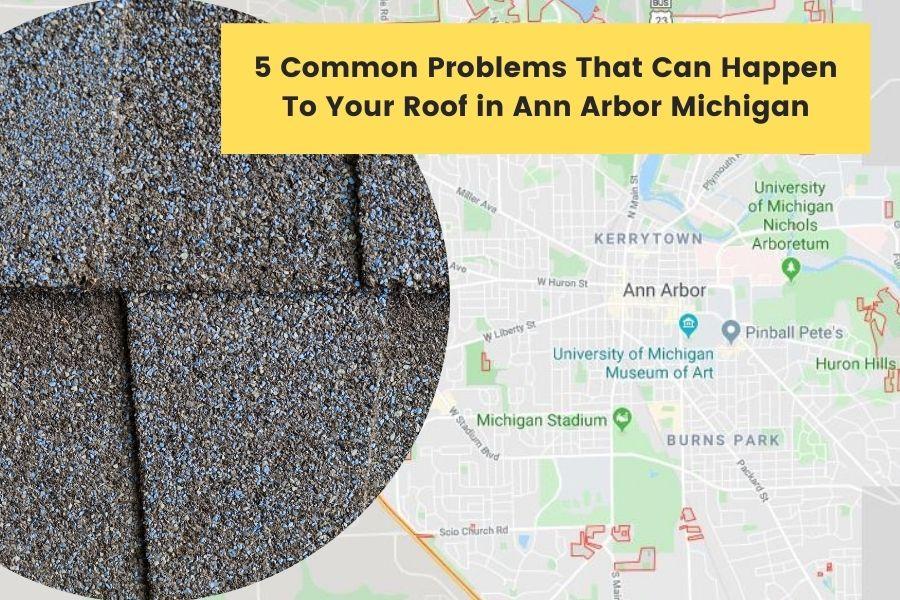 Roof Shingles Ann Arbor MI