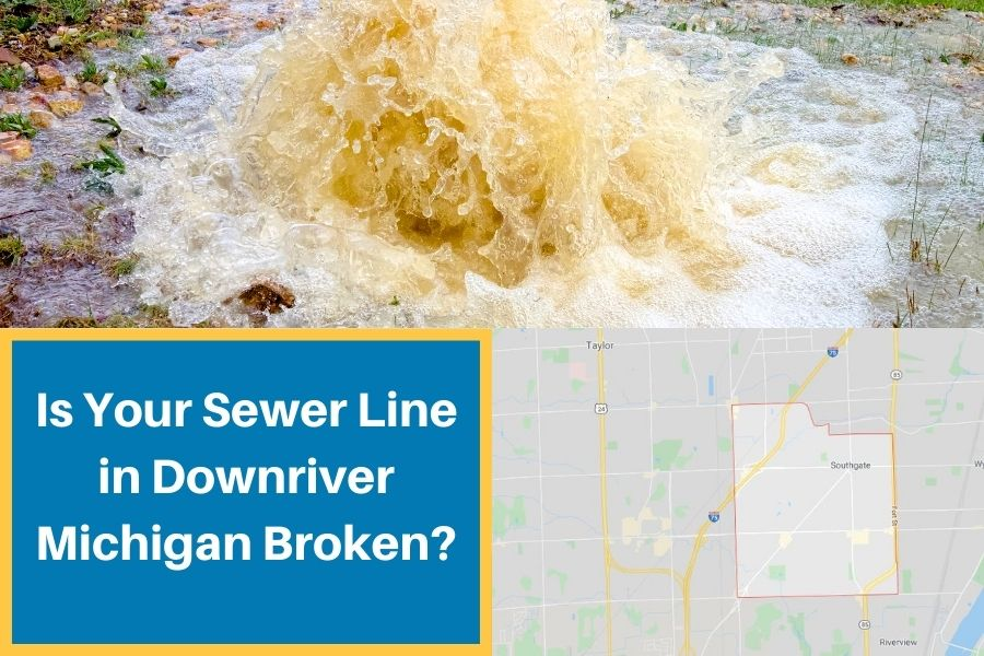 Sewer Leak in Downriver MI