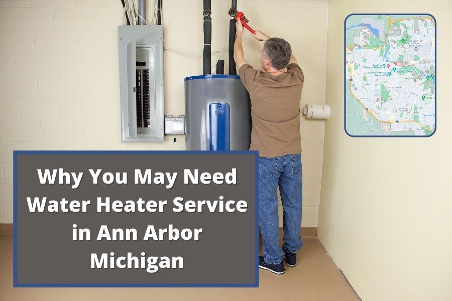 Water Heater Service Ann Arbor MI